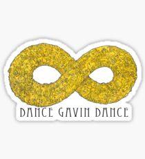 Dance Gavin Dance Mothership Sticker
