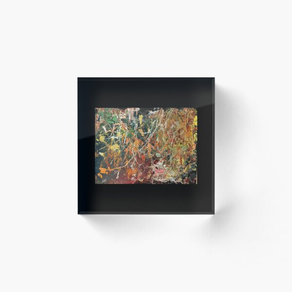 Best Series Opo iki Mbuh 88 Acrylic Block