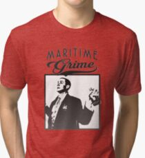 Business Time Tri-blend T-Shirt