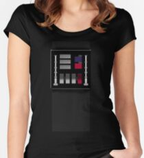 Darth Vader - Star Wars Women's Fitted Scoop T-Shirt