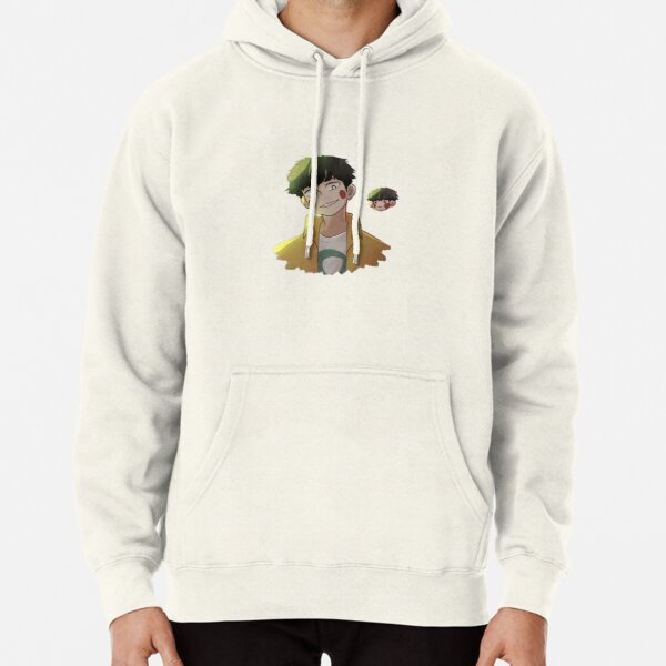 Dimple takes pocession from Mob Pullover Hoodie
