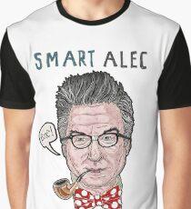 """Smart Alec"" Baldwin Graphic T-Shirt"