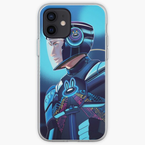 Pogo Space Suit iPhone Soft Case