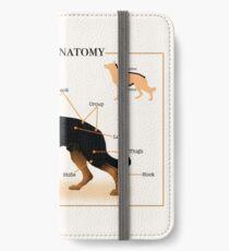 Canine Anatomy iPhone Wallet/Case/Skin