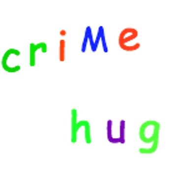 no crime in hug by folie-a-dont