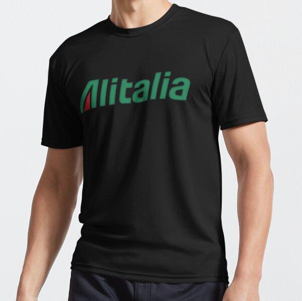 Alitalia. Società Aerea Italiana Active T-Shirt