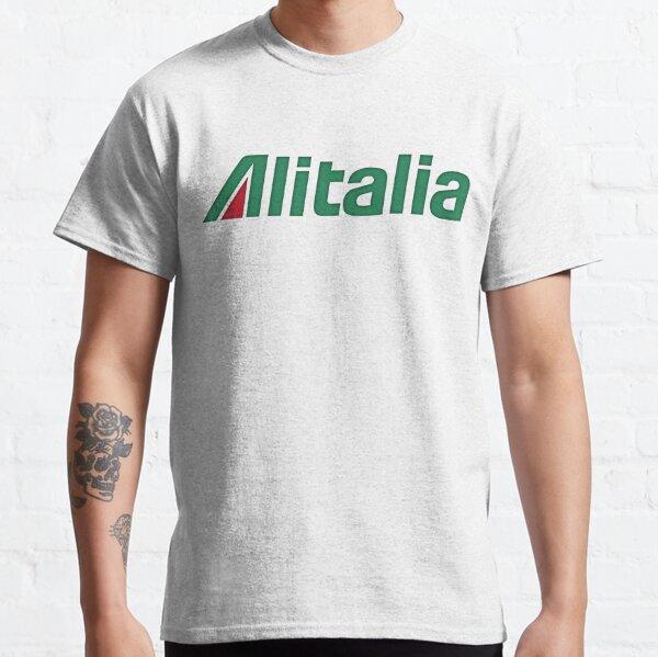 Alitalia. Società Aerea Italiana Classic T-Shirt
