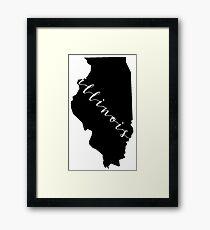 IL Framed Print