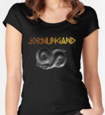 Jormungand Women's Fitted Scoop T-Shirt