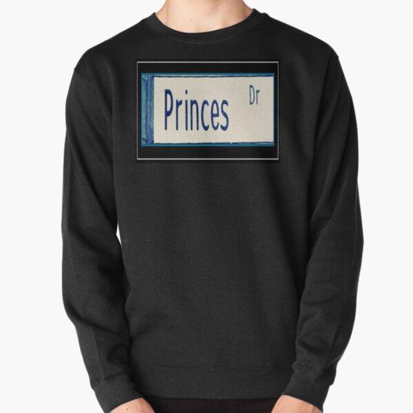 Princes Drive Pullover Sweatshirt