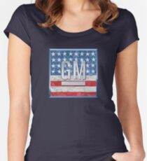General Motors. Women's Fitted Scoop T-Shirt