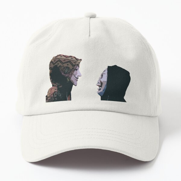 Two Hackers Brother - Friends Anonymous Looking Dad Hat