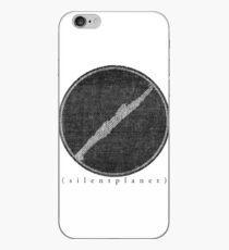 Silent Planet Stitch iPhone Case