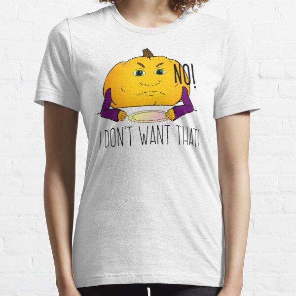 The Hungry Pumpkin Essential T-Shirt
