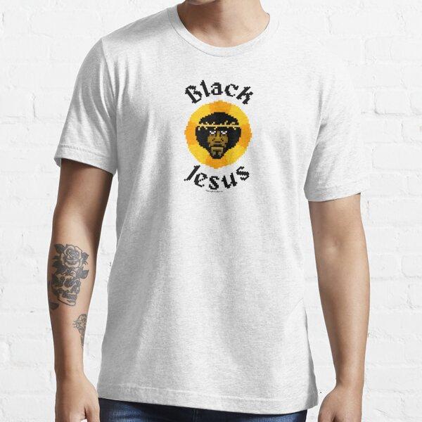 Black Jesus Essential T-Shirt