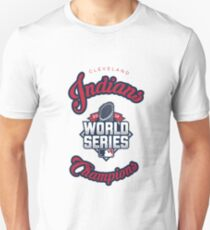 Cleveland Indians World Series Champs 2016 Unisex T-Shirt