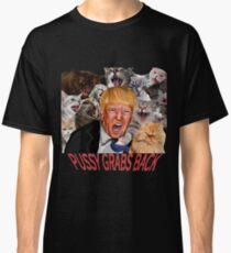 Trump, Pussy Grabs Back Classic T-Shirt