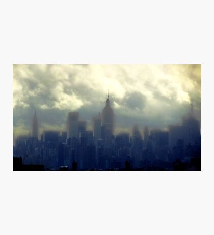 Dreamy City  Photographic Print