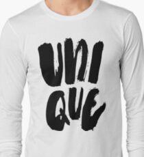 UNIQUE Long Sleeve T-Shirt