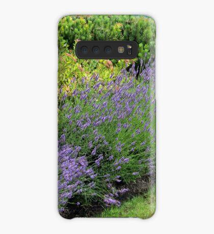 Lavender Welcome Hülle & Klebefolie für Samsung Galaxy