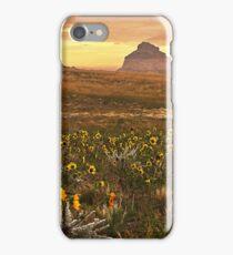 Black Eyed Susans Pawnee Buttes iPhone Case/Skin