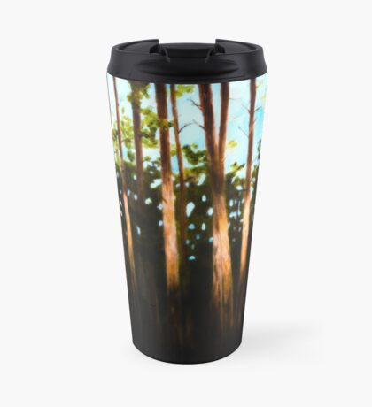 Breckenridge: A Swath of Light Travel Mug