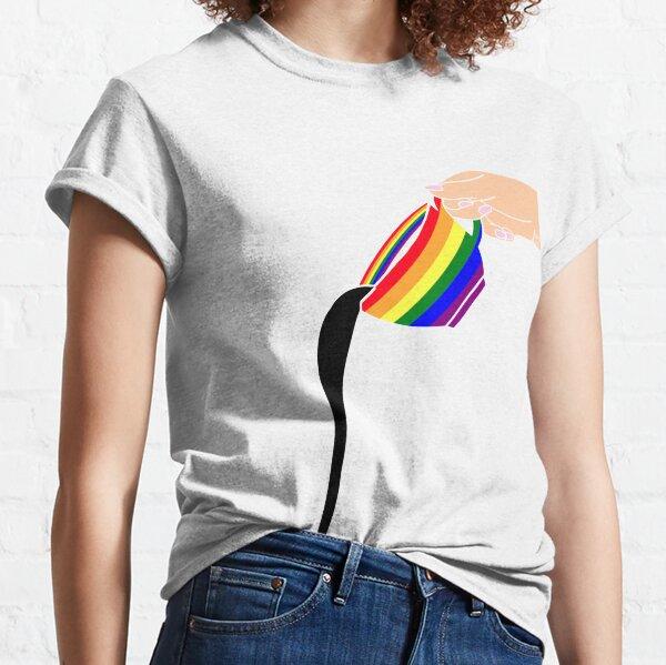LGBT Pride TEA! Classic T-Shirt