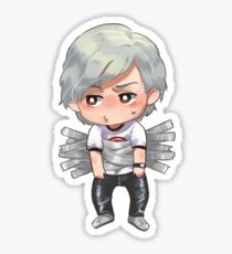 Grounded Peter :( Sticker