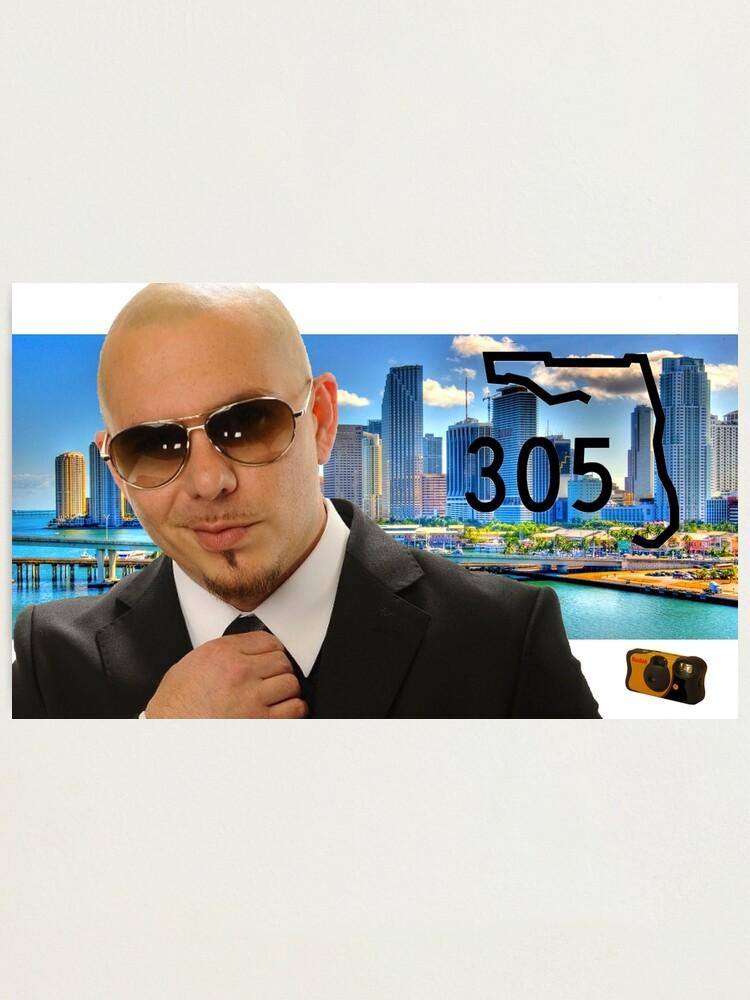 Alternate view of Mr 305 Photographic Print