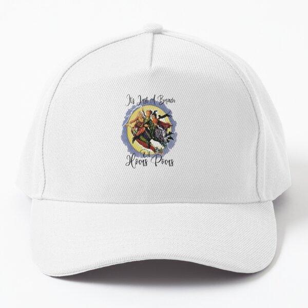 hocus pocus| Perfect Gift| hocus pocus love, It's Just a Bunch of Hocus Pocus Halloween,cap and dad cap Baseball Cap