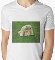 Victor  Men's V-Neck T-Shirt