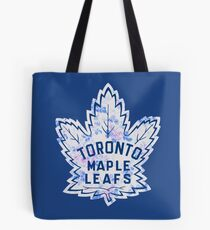 FLORALS- Maple Leafs Tote Bag