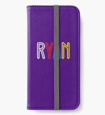 Ryan - Your Personalised Products iPhone Wallet/Case/Skin