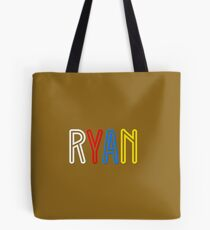 Ryan - Your Personalised Products Tote Bag