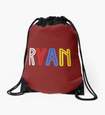 Ryan - Your Personalised Products Drawstring Bag