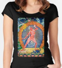 Vajrayogini Women's Fitted Scoop T-Shirt