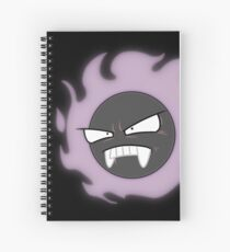 the Gastly Five (& Sweetums): Grumbles Spiral Notebook