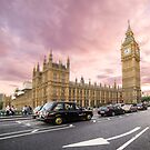 Big Ben, United Kingdom by Steven  Sandner
