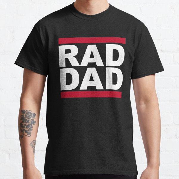 RAD DAD Logo Classic T-Shirt