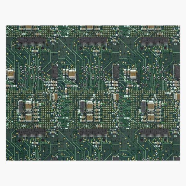 Circuit Board Jigsaw Puzzle