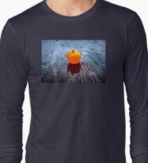 Apple on the Beach Long Sleeve T-Shirt