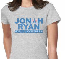 jonah ryan Womens Fitted T-Shirt