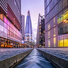 The Shard, London United Kingdom by Steven  Sandner