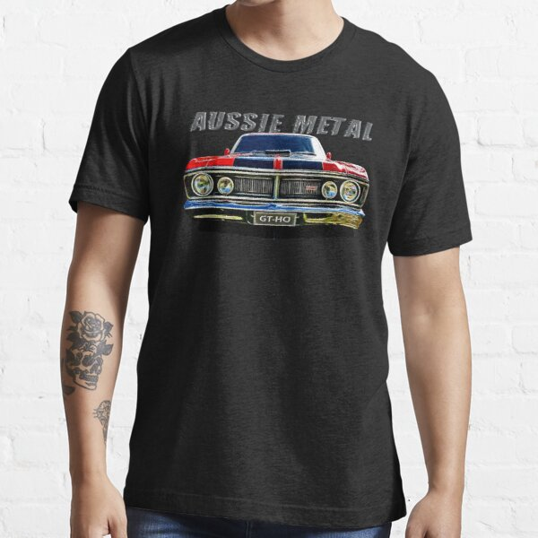 Aussie Metal Ford GTHO Essential T-Shirt
