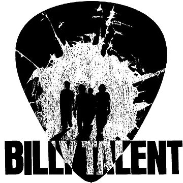 Billy Talent Pick by GinnyWeasley95