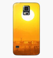 Shining Karratha at sunset Case/Skin for Samsung Galaxy