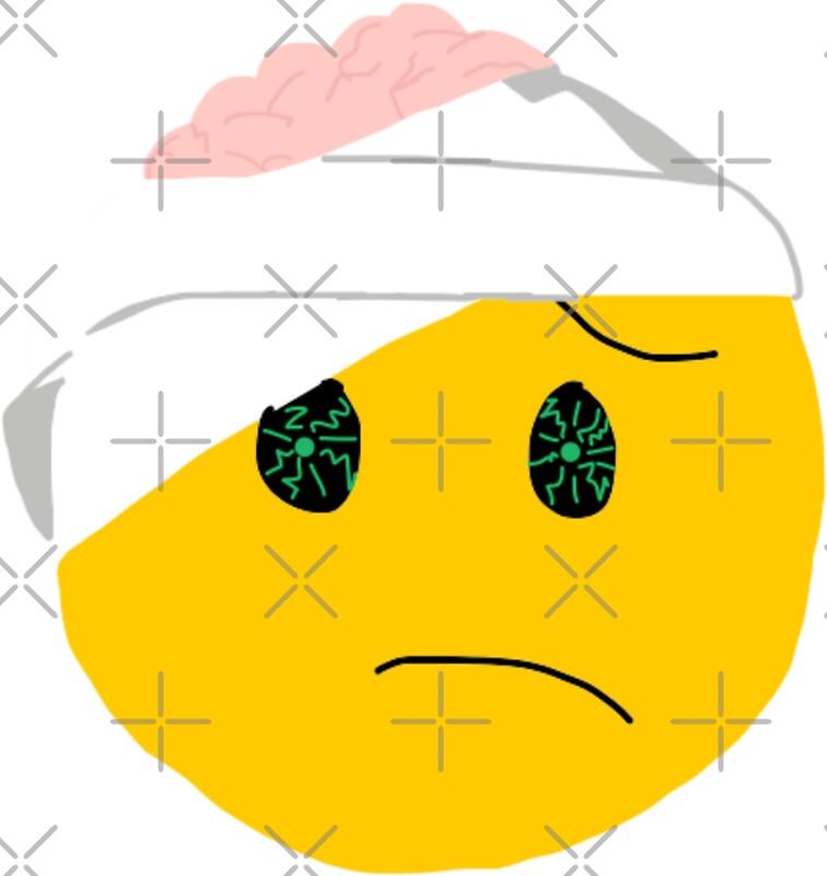 ZOMBIE INFECTED EMOJI (Halloween : Emoji Edition)