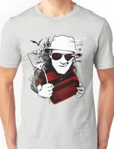 We Can't Stop Here - Homage to Hunter Thompson Unisex T-Shirt