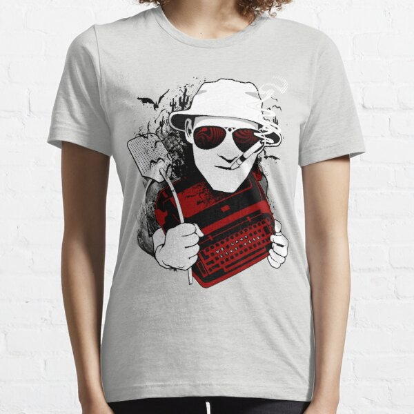 We Can't Stop Here - Homage to Hunter Thompson Essential T-Shirt
