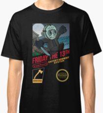 Super Voorhees bros Classic T-Shirt